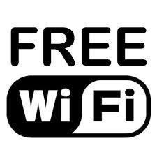 Free wifi or internet